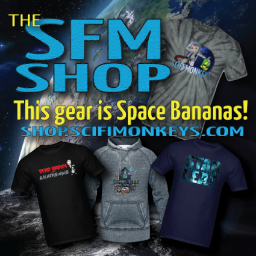 The SFM Shop - This gear is Space Bananas!