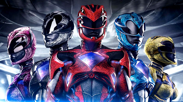 An All-Star Power Rangers trailer and and a TV spot