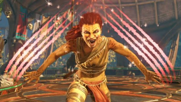 Cheetah joins the fight in the new Injustice 2 trailer
