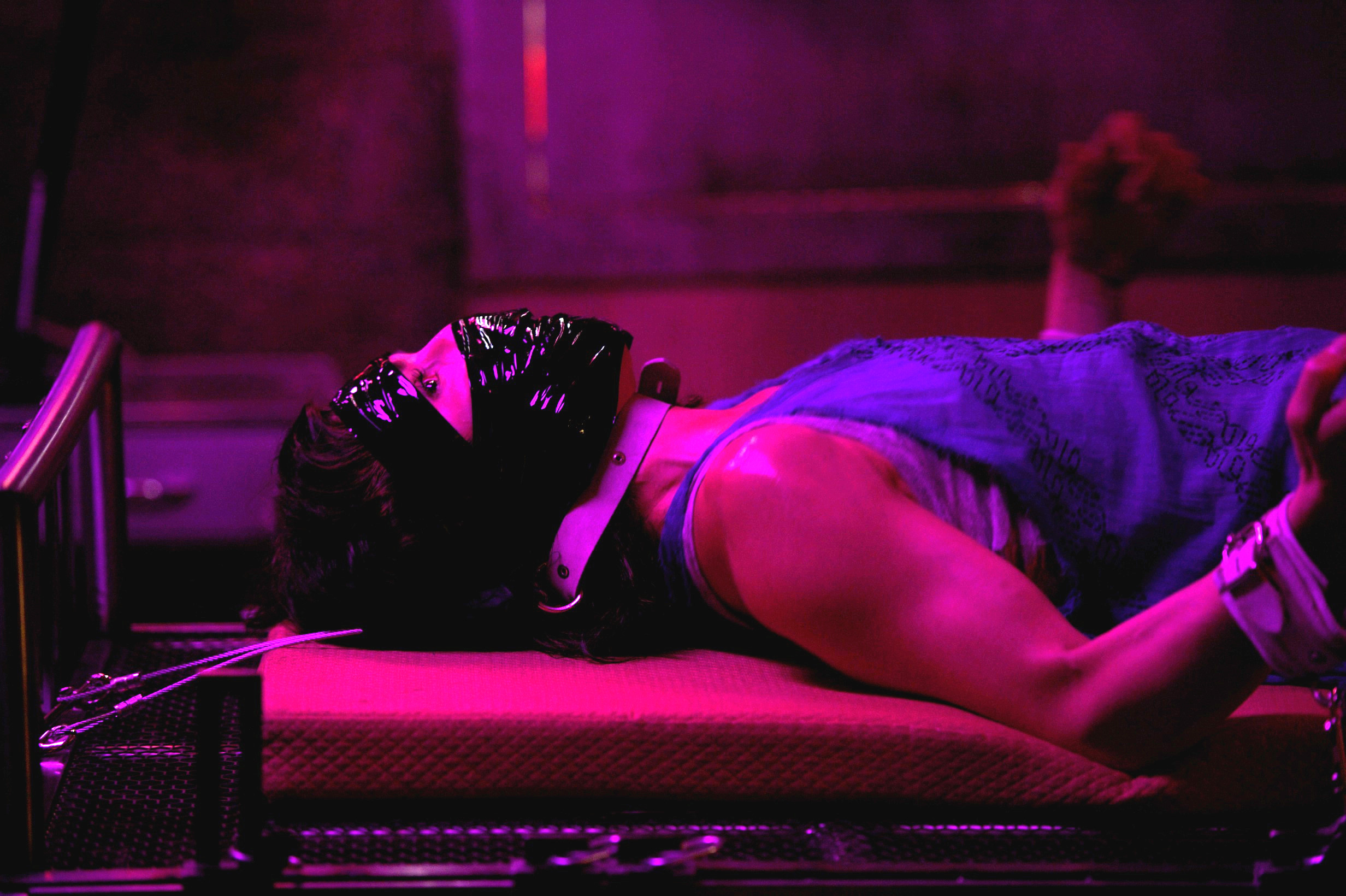 The second trailer for Rupture…you may not be ready for it.
