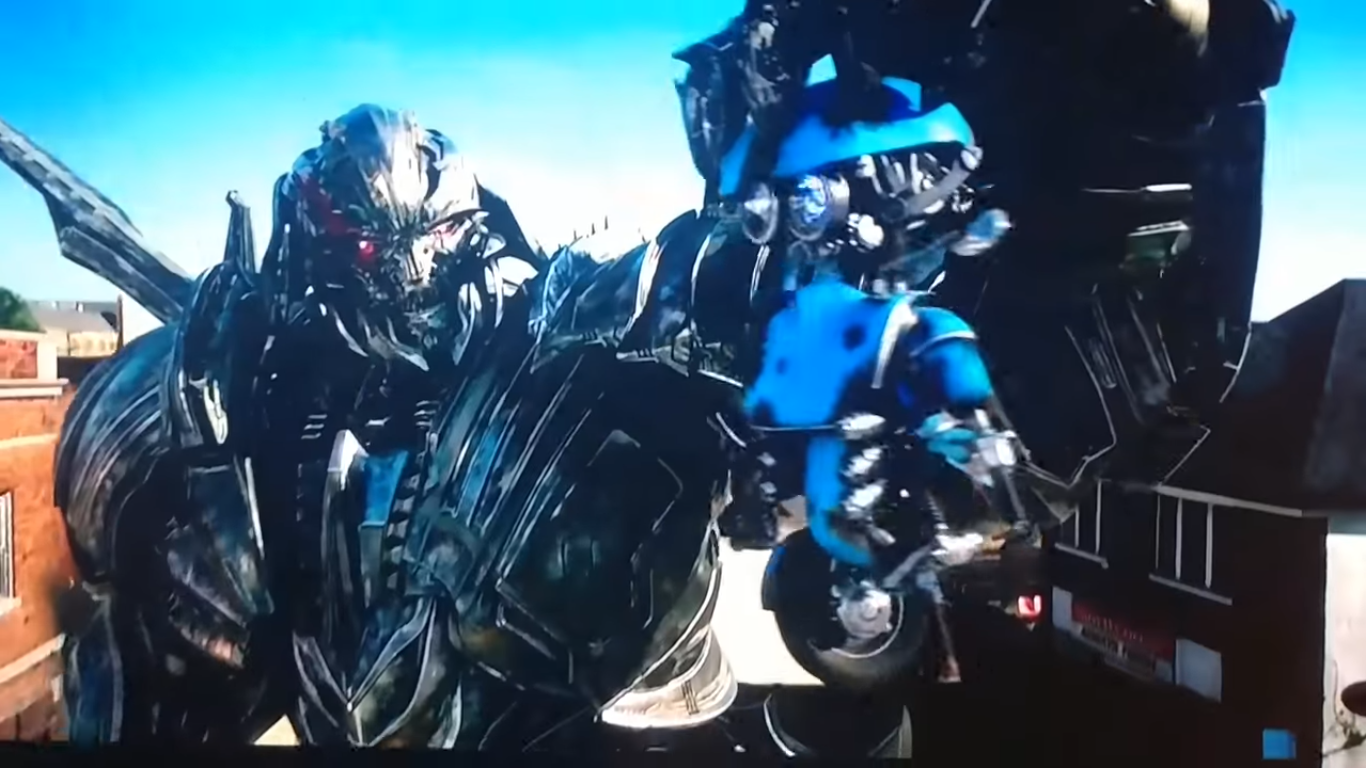 Transformers: The Last Knight clips give new hope for the next generation
