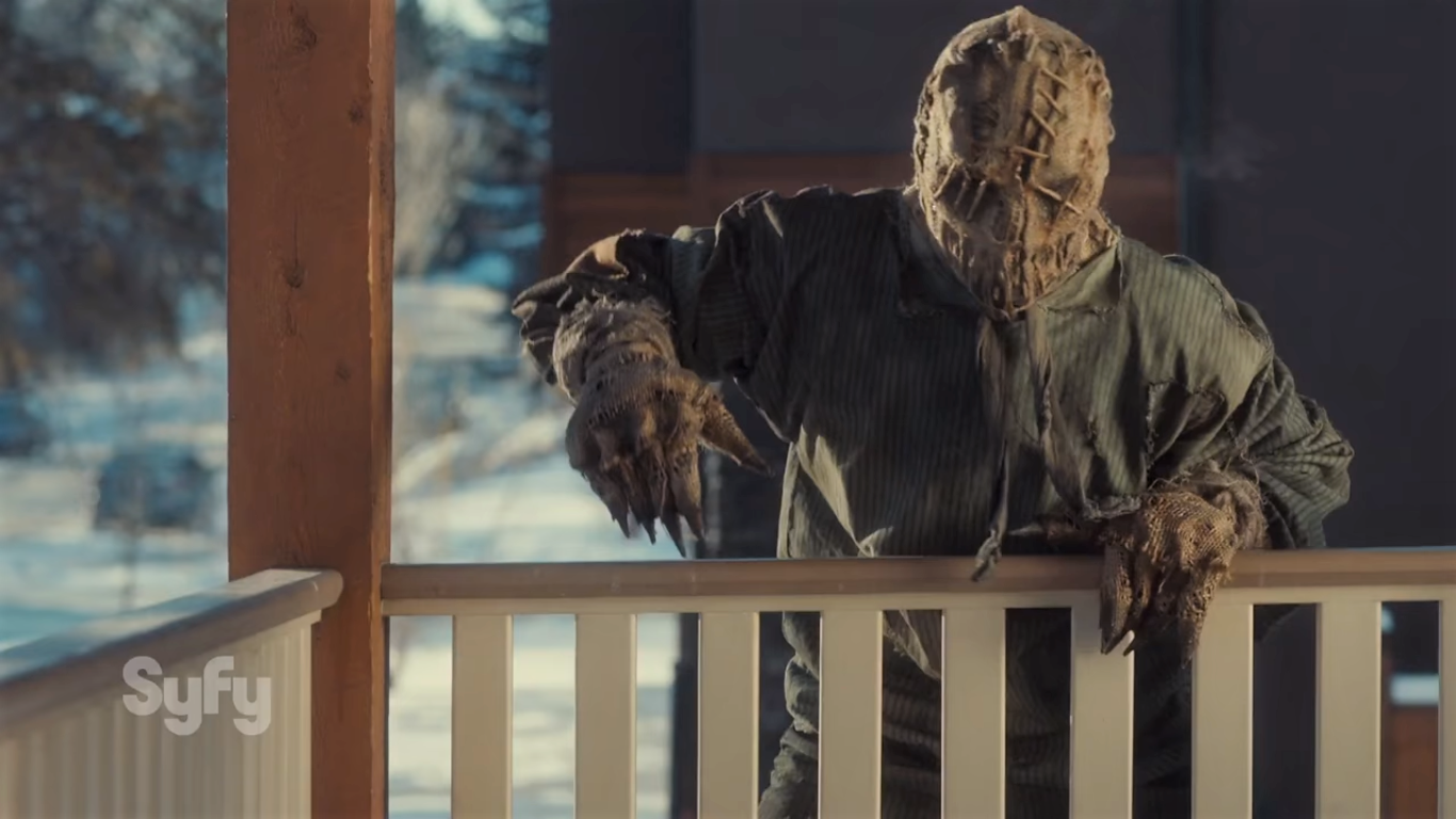 Wynonna Earp doesn't take any s*** in the new season 2 trailer!