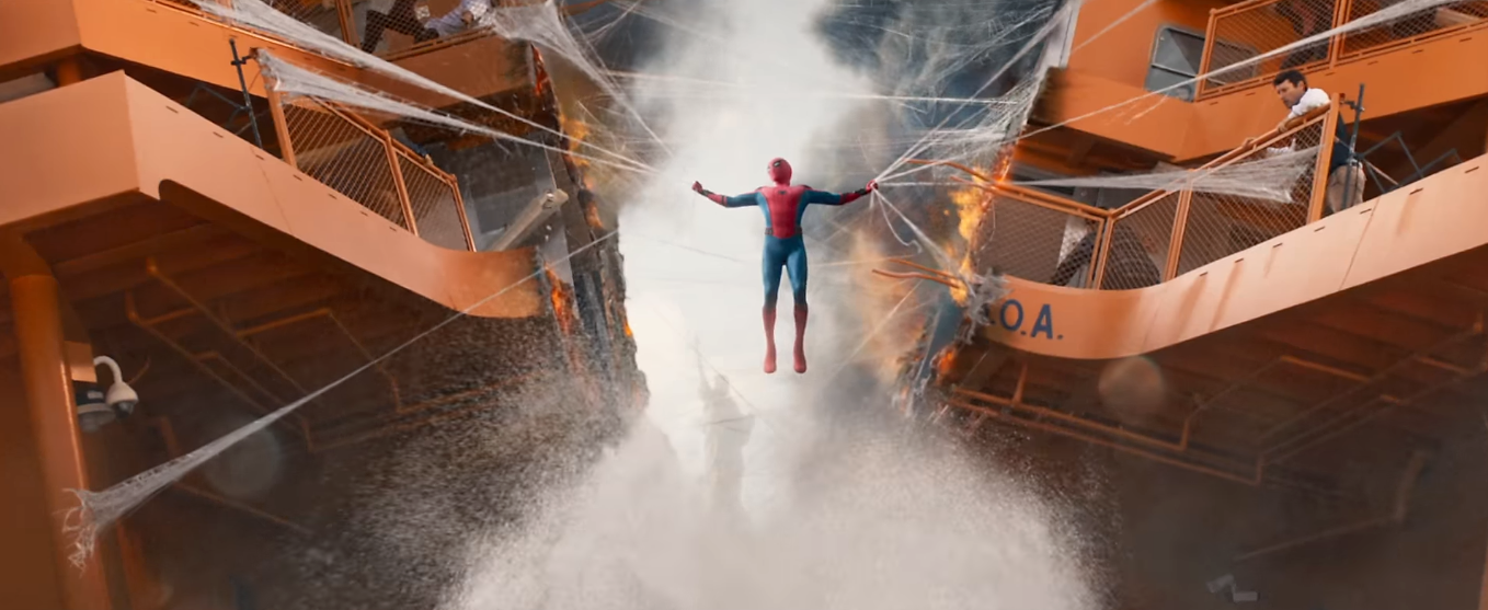 The action packed final trailers for Spider-Man: Homecoming.