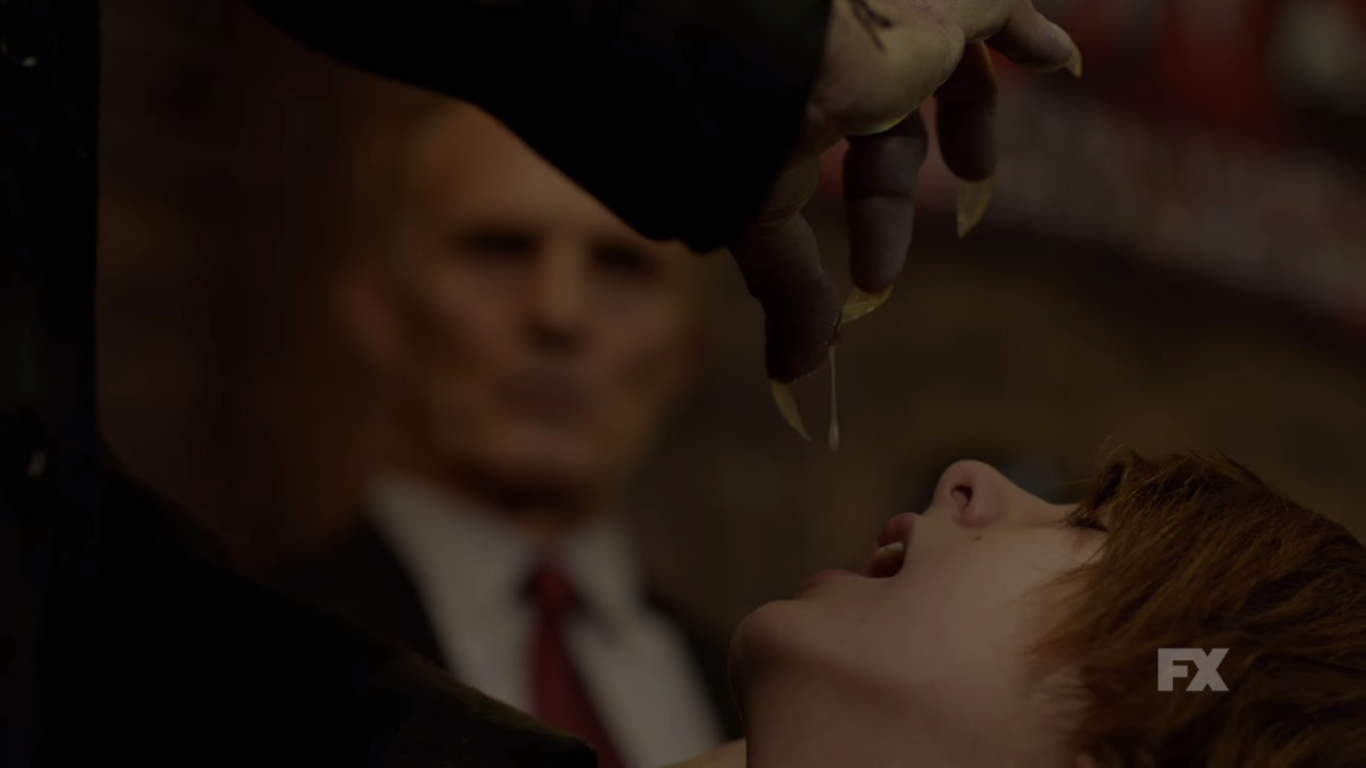 A WTF first trailer for the final season of The Strain.