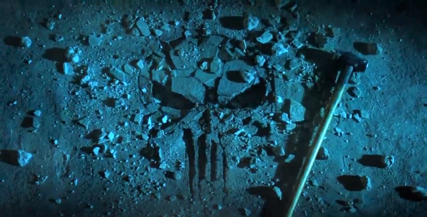 He is 'coming to collect' in the first teaser for Netflix's The Punisher.