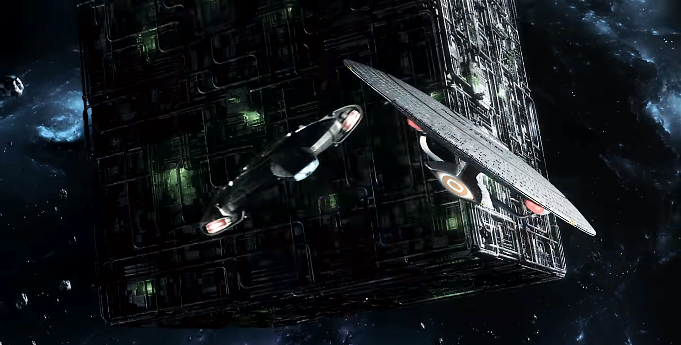 Space combat game Pocket Starships gets an expansion – Star Trek Borg Invasion.