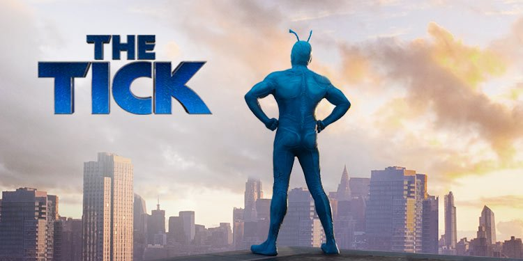 The Tick–Amazon's series is going to get under your skin, again… for the third time!