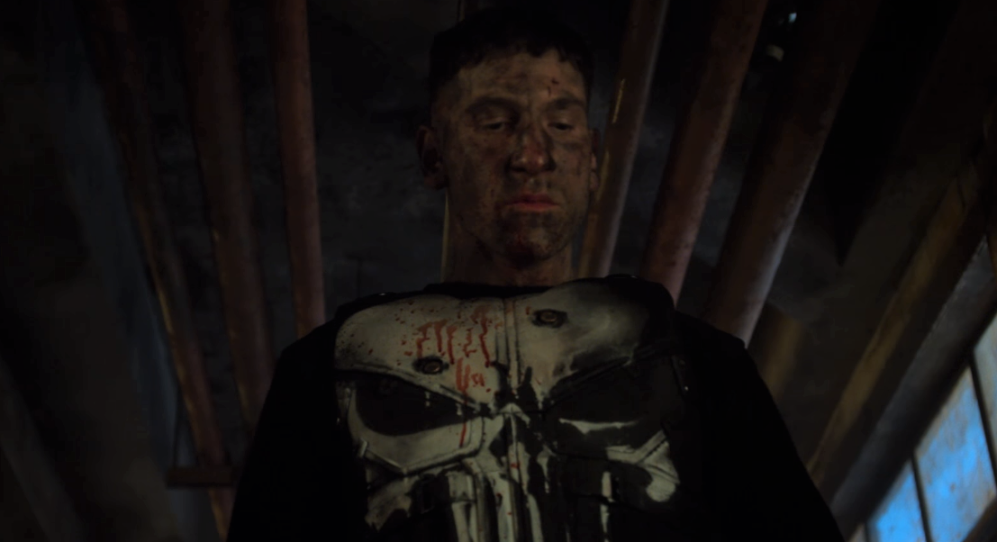 Netflix finally releases a very dark full trailer for The Punisher.