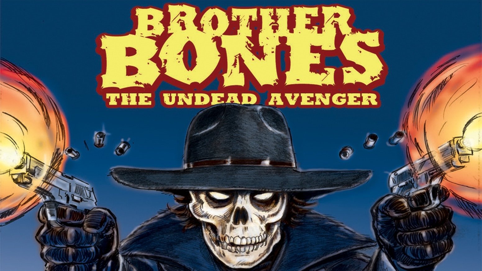 Erik Franklin talks Brother Bones The Undead Avenger and bringing the character to film.