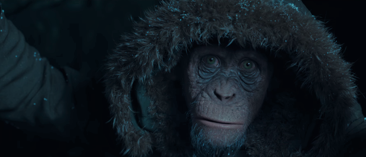 This extended War for the Planet of the Apes clip introduces us to Bad Ape.